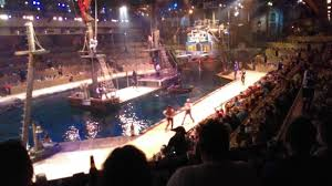 Pirates Voyage Seating Chart View From Our Seats Picture Of Pirates Voyage Myrtle