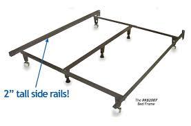 Amazoncom Metal Bed Frame Monster HEAVY DUTY Adjustable
