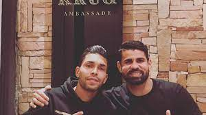 """Come to Besiktas!"""" Diego Costa's Instagram gets bombarded by 1.7 million  fans of Turkish club - Mirror Online"""
