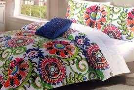 cynthia rowley blue comforter