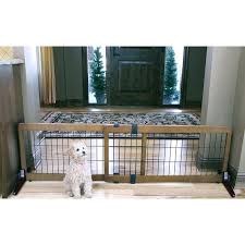dog gates for house. Extra Long Dog Gate Gates For The House .