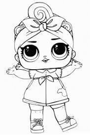 Bambole Lol Da Colorare Cartoni Animati Disegni Da Colorare