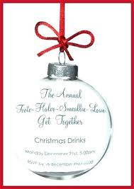 Holiday Get Together Invite Wording Party Invitation Wording 6