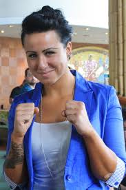 MMA/UFC Star Ashlee Evans-Smith...... | Lipstick Alley