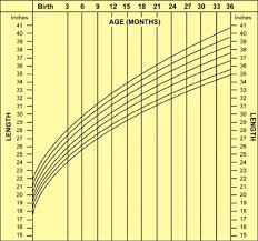 6 Month Old Growth Chart 6 Month Baby Growth Two Month Old Baby Weight Infant Weight