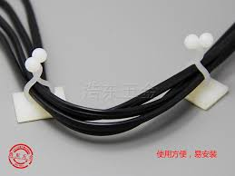 aliexpress com buy the whole package adhesive wire holder kl 5 aliexpress com buy the whole package adhesive wire holder kl 5 cable management clip cable wiring harness buckle twisted wire ring 3m adhesive from