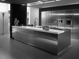 Stainless Steel Kitchen Designs Kitchen Designs With Stainless Steel Appliances On U Shaped House