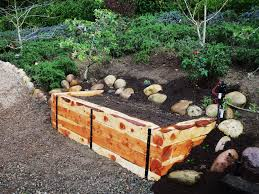 best wood for raised garden beds. Raised Bed Vegetable Garden Plans View · Hey California! Juniper Timbers Now Available In LA Best Wood For Beds