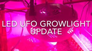 Ufo Grow Light Refugium Led Refugium Grow Light Update