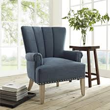 navy print accent chair grey studded accent chair royal blue living room chairs black and tan accent chairs grey armchair