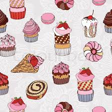 cake pattern wallpaper. Exellent Pattern Abstract Background Cakes Seamless Pattern Vintage Vector Wallpaper  Retro Fabric And Colorful Wrapping With Graphic Sweet Flower For Decoration  For Cake Pattern Wallpaper K