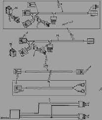 wiring harnesses, supplementary John Deere 4300 Wiring Diagram John Deere 50 Wiring Diagram