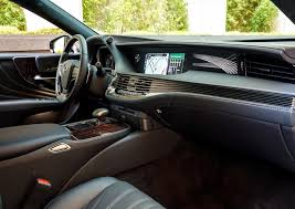 2018 lexus ls interior. fine 2018 a choice of nine interior color schemes are available for the 2018 lexus ls  series throughout lexus ls