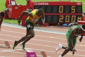 Usain Bolt Top Speed Makes Him Superman ...