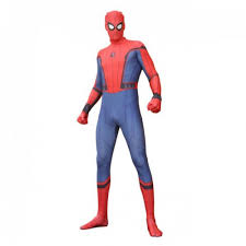 spiderman homecoming cosplay suit clic