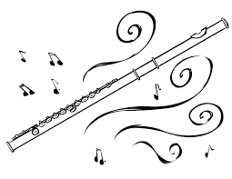 Musical Instruments Coloring Pages Printable Kids Music Coloring