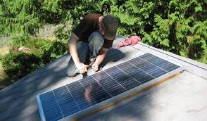 eartheasy blog our simple diy home solar power system diy home solar power system