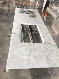 china ask for e china carrara white marble kitchen countertops