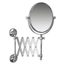 Miller Stockholm Extending Magnifying Shaving Mirror