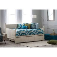 wood daybeds. Beautiful Daybeds Belham Living Casey Daybed  White Full For Wood Daybeds L