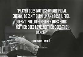 Prayer does not use up artificial energy, doesn't burn up any ... via Relatably.com