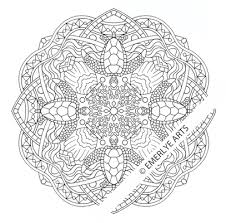 Small Picture Cynthia Emerlye Vermont artist and life coach Turtle Mandala