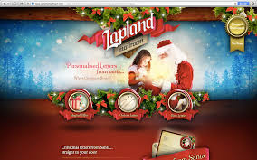 Lapland Mail Letters From Santa A Little Lyrical