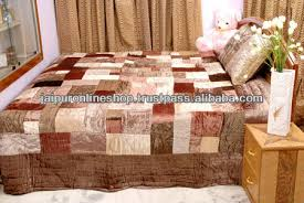 Buy Online Indian Quilts And Coverlets - Jaipuri - Handmade ... & Buy online Indian quilts and coverlets - Jaipuri - Handmade - Cotton Adamdwight.com