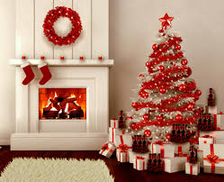 Red-Christmas-Tree-Decorations