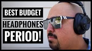 Best Budget Headphones Period!   <b>Bluedio T6</b> - YouTube
