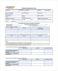 employment requisition form template employee requisition form presscoverage us