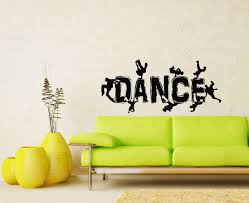 Small Picture Guys Dancing Break Dance Silhouette Decal Wall Vinyl Decals