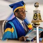 Simbabwes Regierungspartei fordert Präsident Mugabe ultimativ zum Rücktritt auf