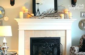 decorating fireplace mantels with high ceilings mesmerizing fireplace decoration with stone fireplace surround handsome