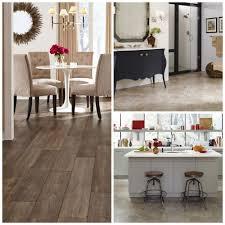 charming interior design using adura flooring ideas