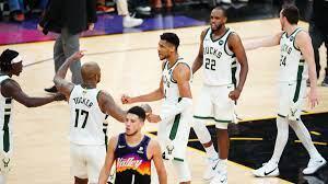 NBA Finals: Holiday, Bucks steal Game 5 ...