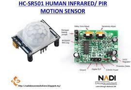 arduino data sheet hc sr501 pir ir passive infrared motion detector sensor module