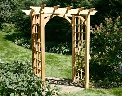 Small Picture Diy Backyard Arbor Swing Pictures With Extraordinary Patio Arbor
