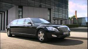 Mercedes-Benz S600 W221 Guard - YouTube