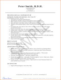 Dentist Resume Dentist Resume Resume For Study 38