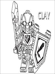 Lego Nexo Knights Coloring Pages 6 Nexo Knights Coloring Pages