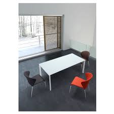 White Extension Dining Table Helsinki Extension Dining Table White