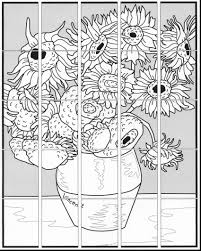 Small Picture amazing van gogh starry night coloring page with starry night