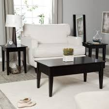 end table sets. Monarch Specialties Black 3 Piece Coffee Table Set End Sets A