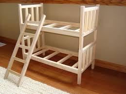 homemade barbie furniture. Unique Barbie Handmade Barbie Furniture  Bunk Beds Intended Homemade R