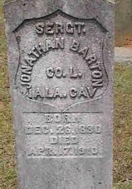 Jonathan Marion Barton (1830-1910) - Find A Grave Memorial