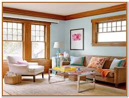 best paint colors with wood trimThrifty Idea Framed Decorative Paper  Natural wood trim Wood