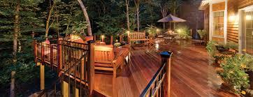 outdoor lighting for decks. Asheville Led Lights Outdoor Lighting Perspectives Of Western Nc Fixtures Deck For Entertaining Light Full Size Decks