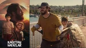 Çağatay Ulusoy'un yeni filmi 'Kağıttan Hayatlar' yayımlandı