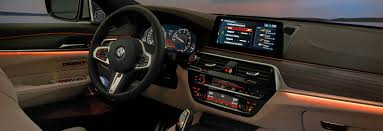 2018 bmw 5 series interior. exellent interior the 6 series gt comes with a large 1025inch touchscreen infotainment  system that can also be controlled via rotary dial gesture controls or voice  for 2018 bmw 5 series interior